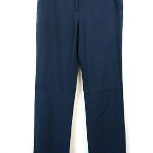 J Crew Womens Lined Wool Favorite Fit Pants Career